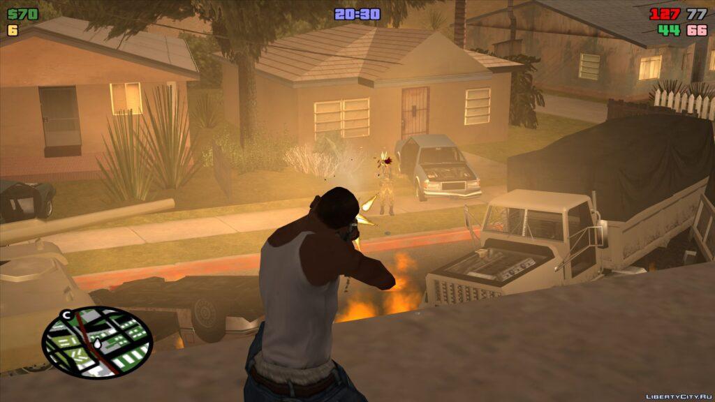 GTA San Andreas Bilinmeyen Hileleri