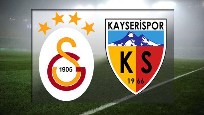 Galatasaray Kayserispor İnstagram Canlı İzle (Bedava Yayın)