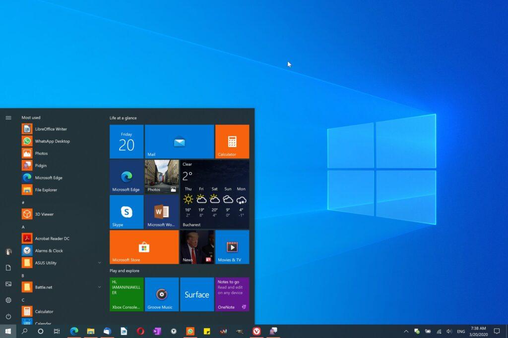 Windows 10 Açılış Hızlandırma 2020