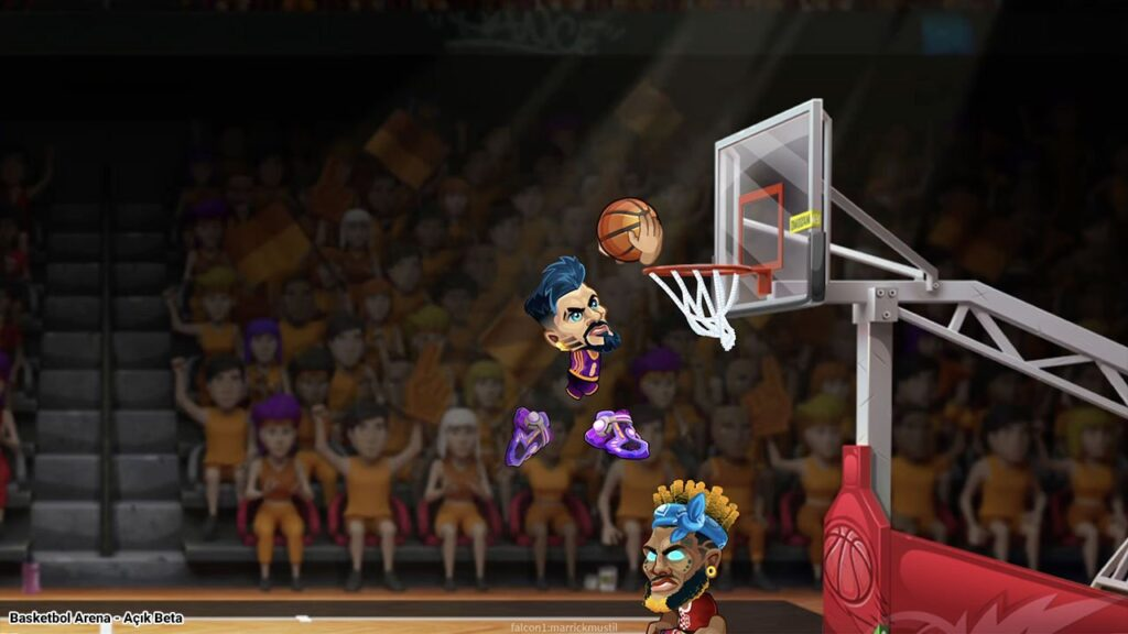 Basketbol Arena Hilesi