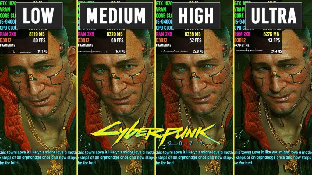 Cyberpunk 2077 FPS Gösterme Nasıl Olur?
