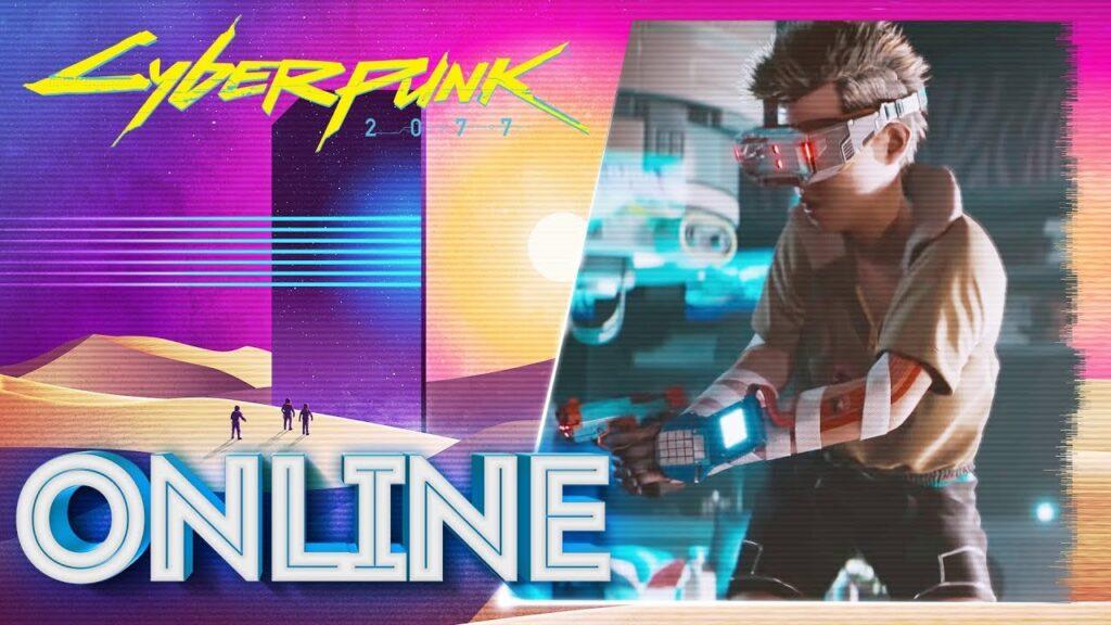 Cyberpunk 2077 Online Oynanıyor mu?