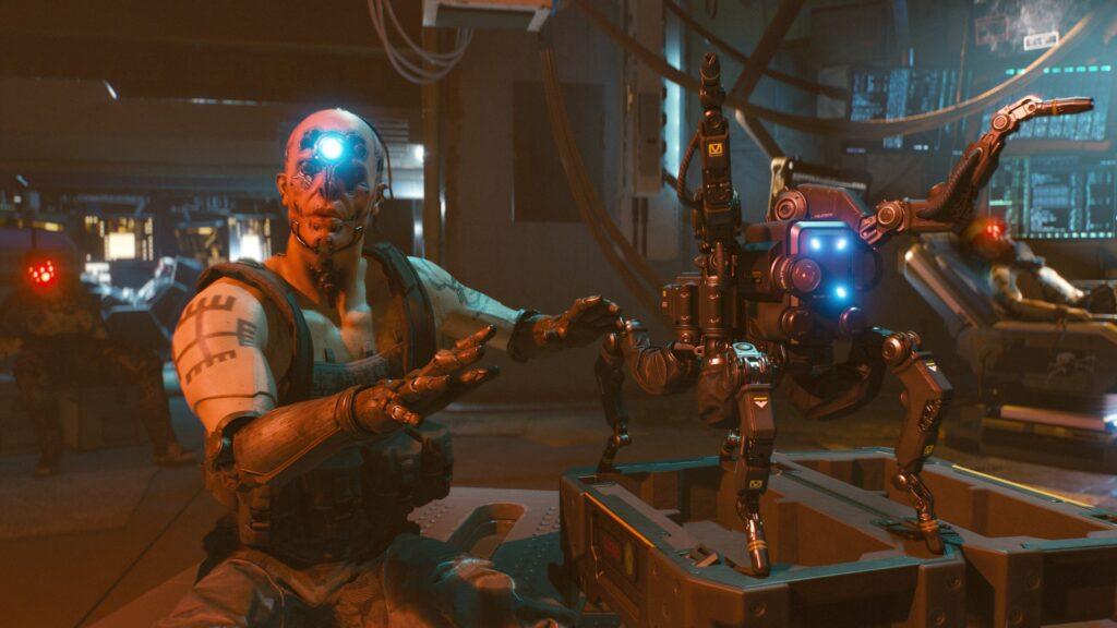 Cyberpunk 2077 Popüler Karakterleri