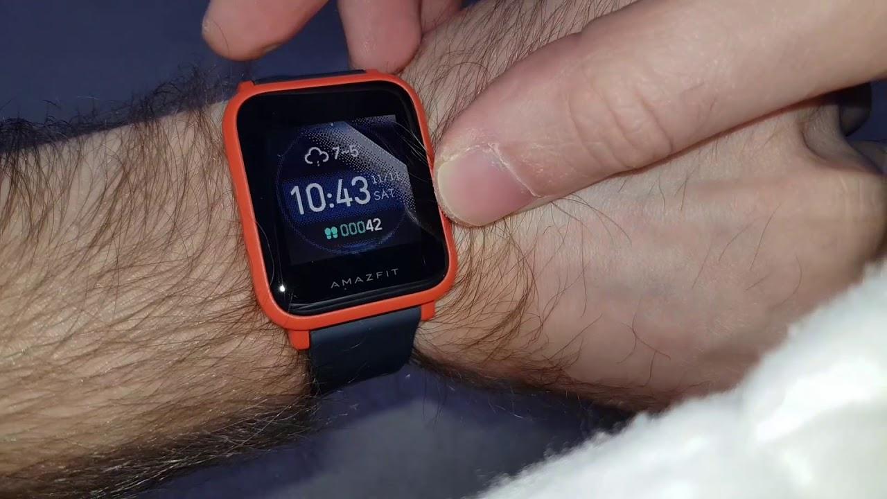 Amazfit Bip a1608 Akıllı Saat Özellikleri