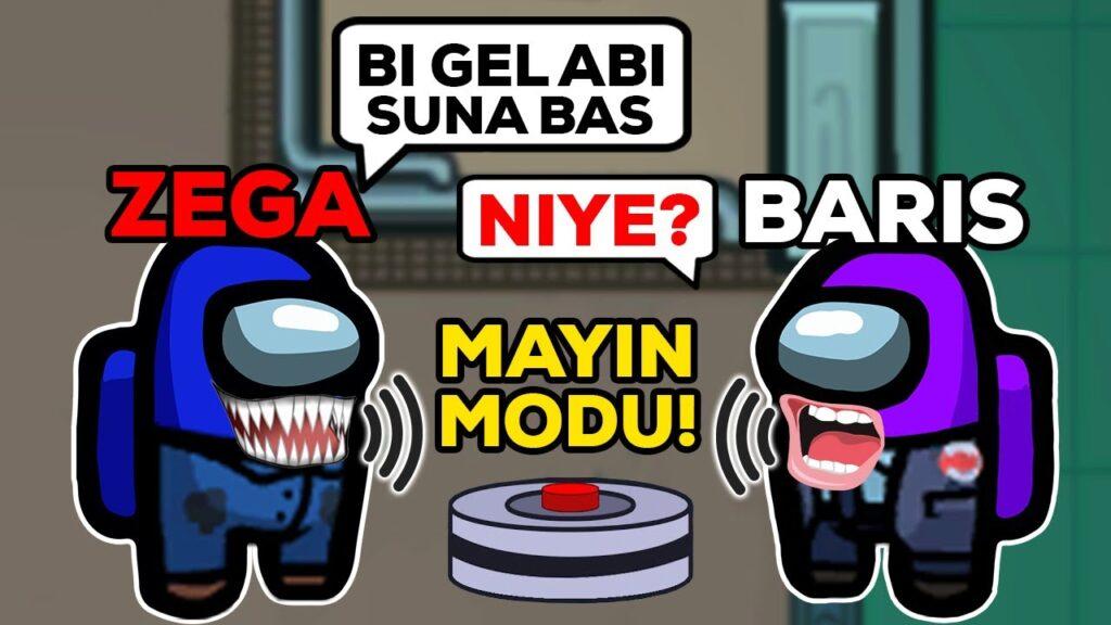 Among Us Mayın Modu