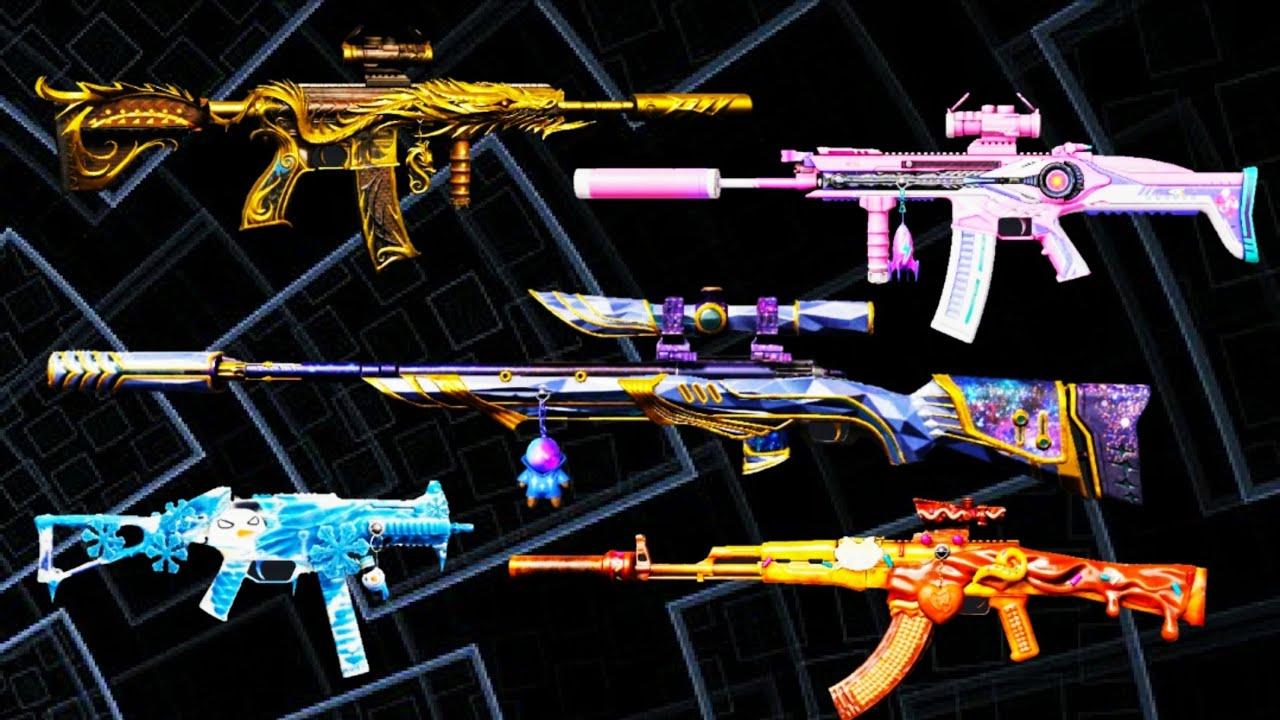 PUBG Mobile Kurmalı Tüfekler Hangisi? (Görevi) 2021