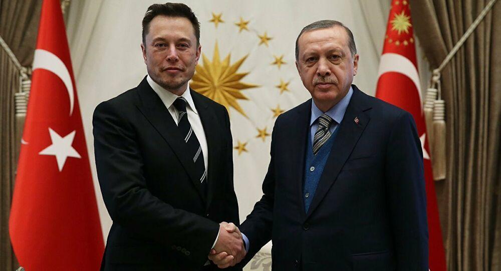 Recep Tayyip Erdoğan ve Elon Musk Telefon Görüşmesi Yaptı