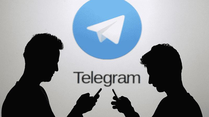 Telegram Engel Yedim