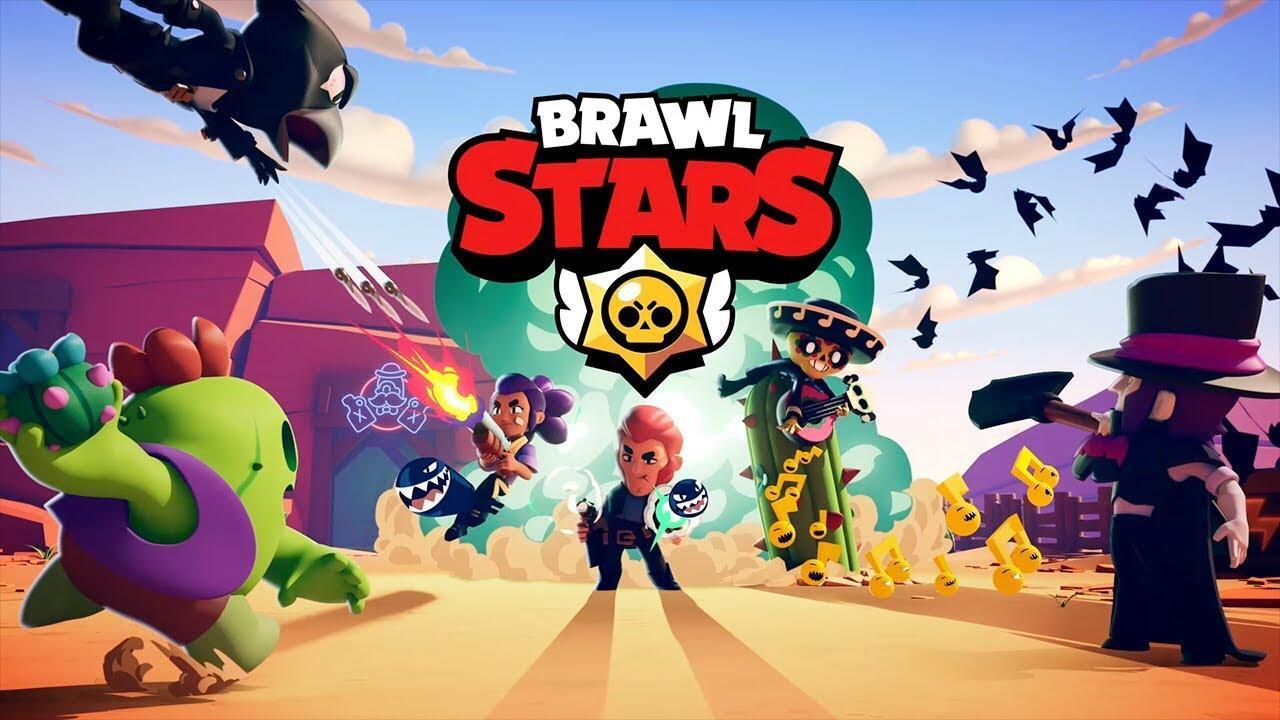 Brawl Stars Logosu (2021) Yeni