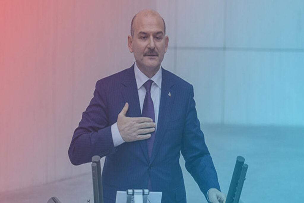 Süleyman Soylu Telefon Numarası