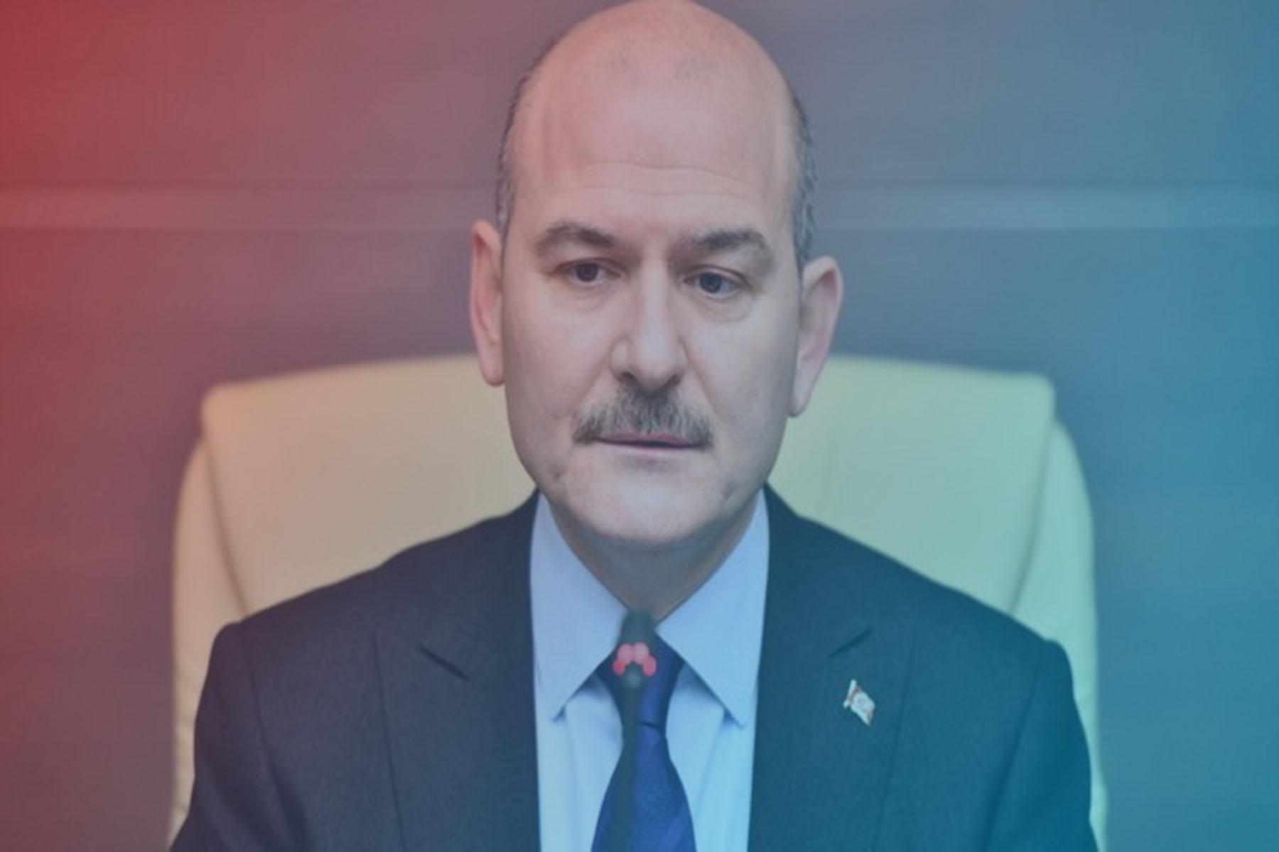 Süleyman Soylu Telefon Numarası (İletişim)