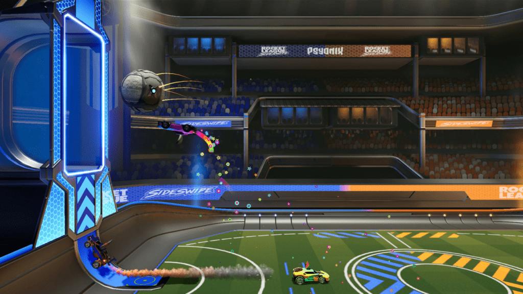 Rocket League Sideswipe APK