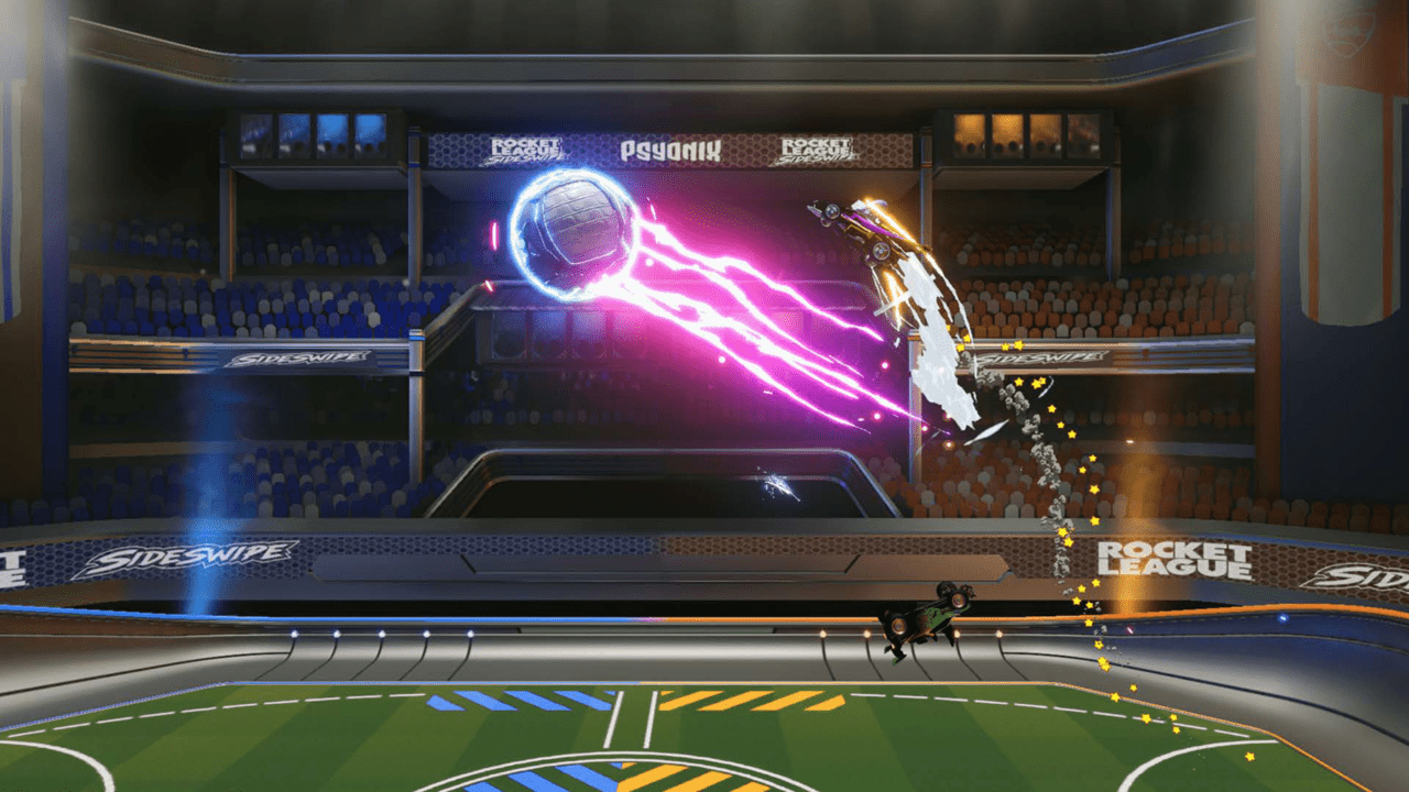 Rocket League Sideswipe APK İndir