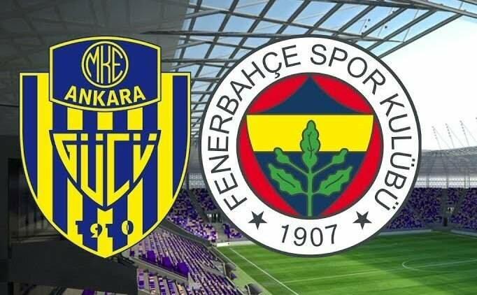 Ankaragücü Fenerbahçe Maçı Canlı İzle Bedava Link - 2021