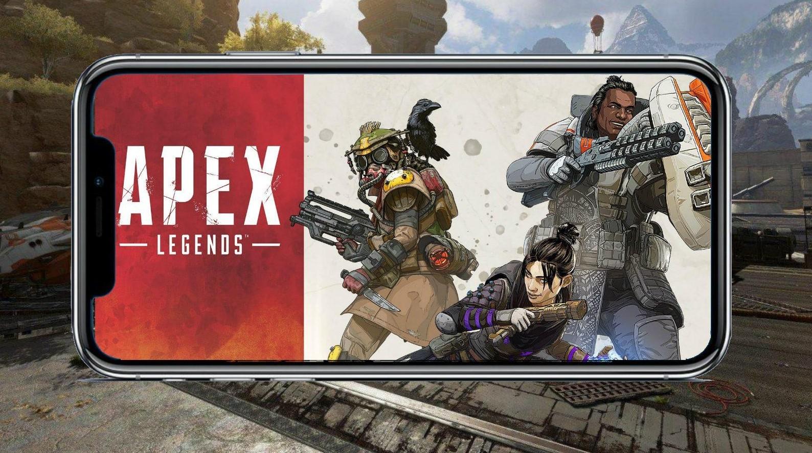 Apex Legends Mobile APK İndir