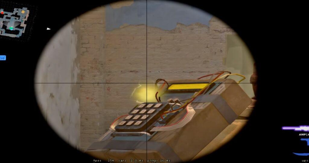 CS GO C4 Bombası Işığı Wall Hack Hilesi Nasıl Yapılır?