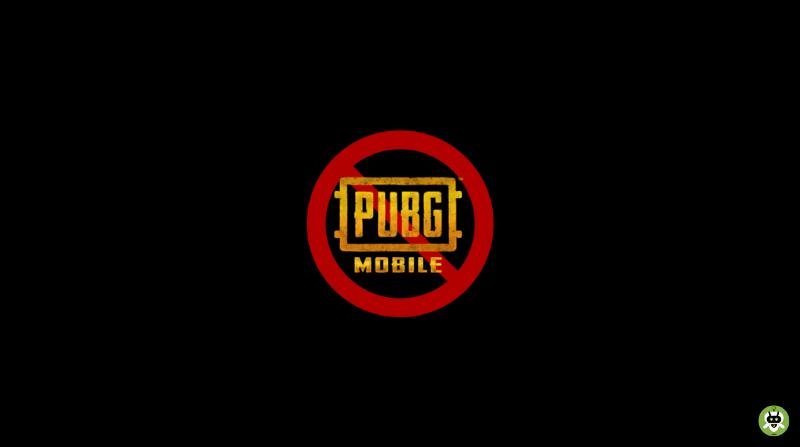 PUBG Mobile Ban Uyarısı