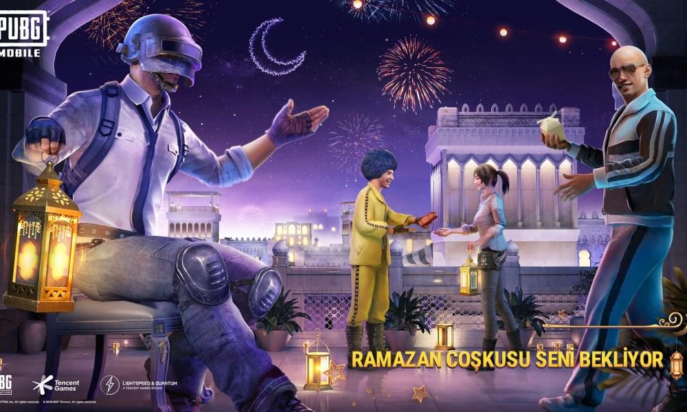PUBG Mobile Ramazan Bayramı Kodları (2021)