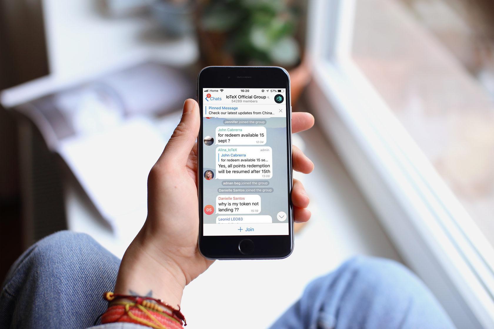 Telegram Gizli Sohbet Nedir?