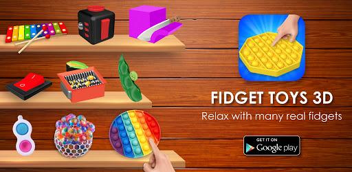 Fidget Toys 3D Oyunu Oyna