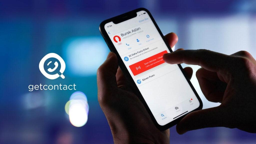 GetContact Etiket Kaldırma ve Silme (2021)