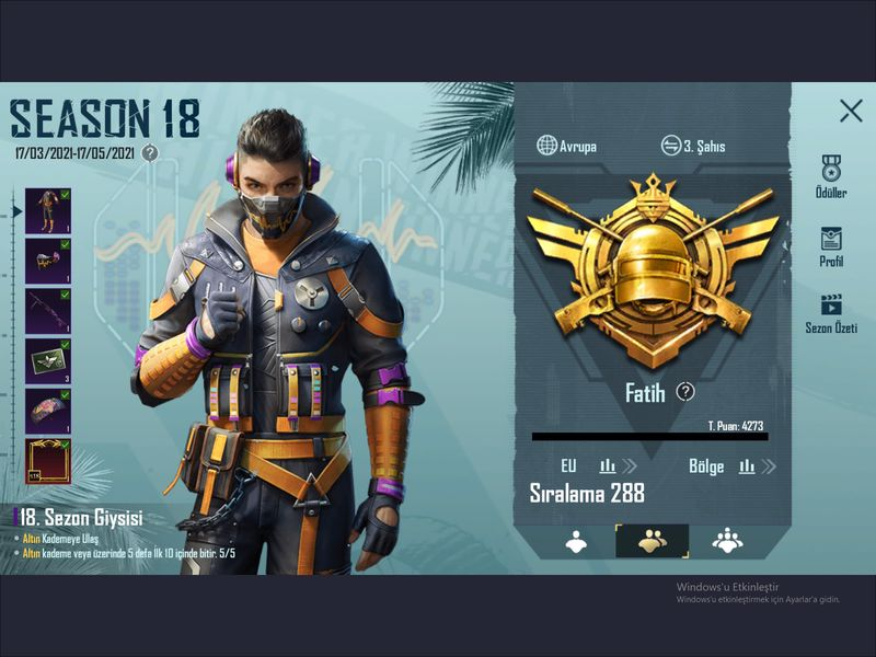 How to Get Conqueror in PUBG Mobile