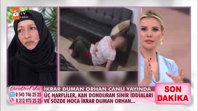 İkrar Duman Orhan TikTok