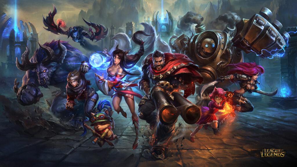 League of Legends (LoL) [Sistem Bildirimi] Maçın yakında başlayacak. Lütfen biz oyunu hazırlarken bekle. Bu işlem birkaç dakikadan uzun sürmeyecek. Hatası