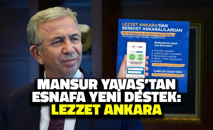 Lezzet Ankara Uygulaması İndir