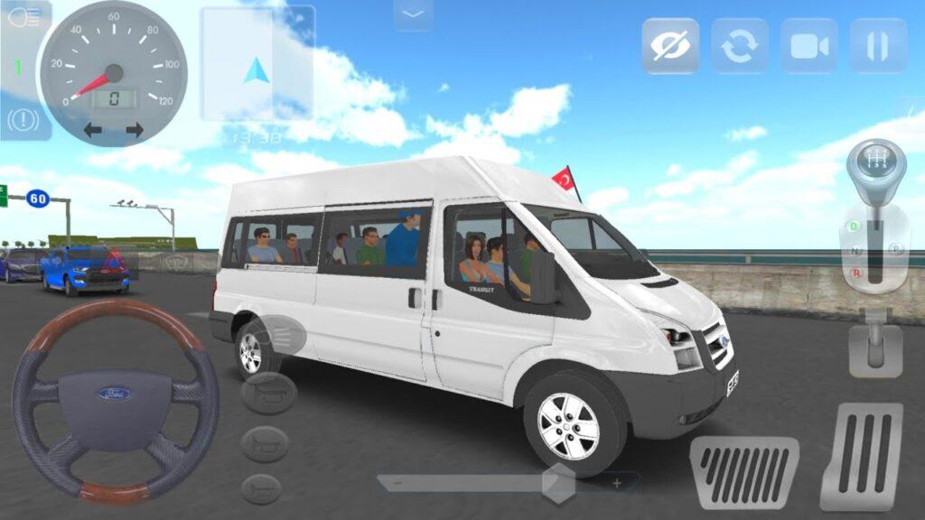 Minibus Simulator Vietnam APK İndir