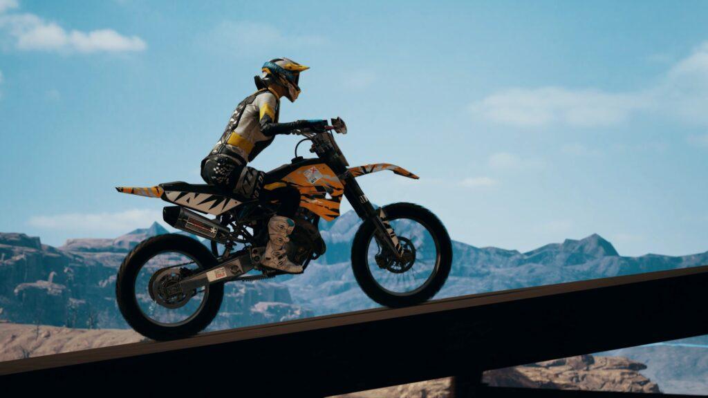 Yeni Motor: Dirt Bike