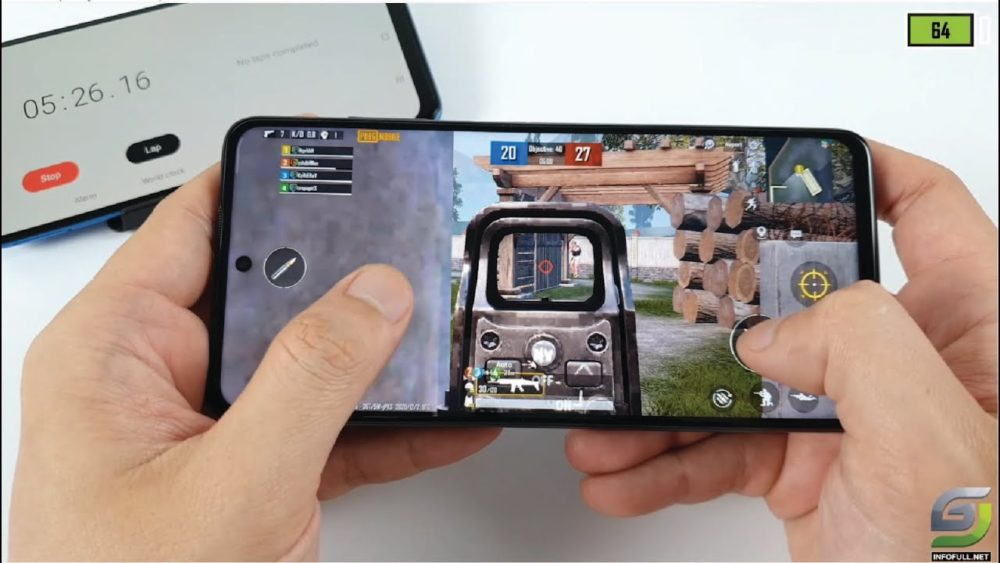 Poco x3 Pro PUBG Mobile Kaç FPS