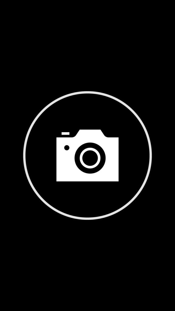 İnstagram Öne Çıkarma Kapak Fotoları - Siyah