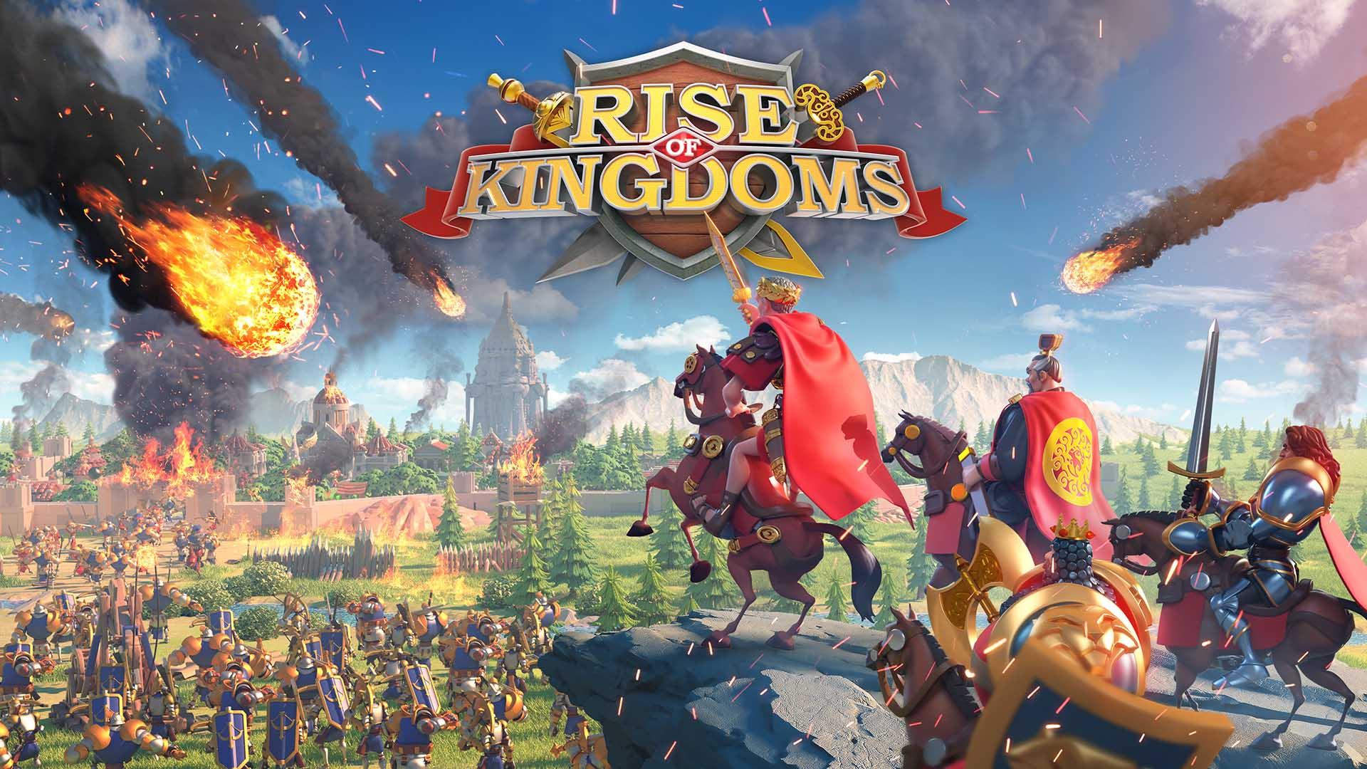 Rise of Kingdoms Soruları ve Cevapları
