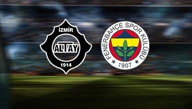 Altay Fenerbahçe İnstagram Canlı İzle (Bedava Yayın)