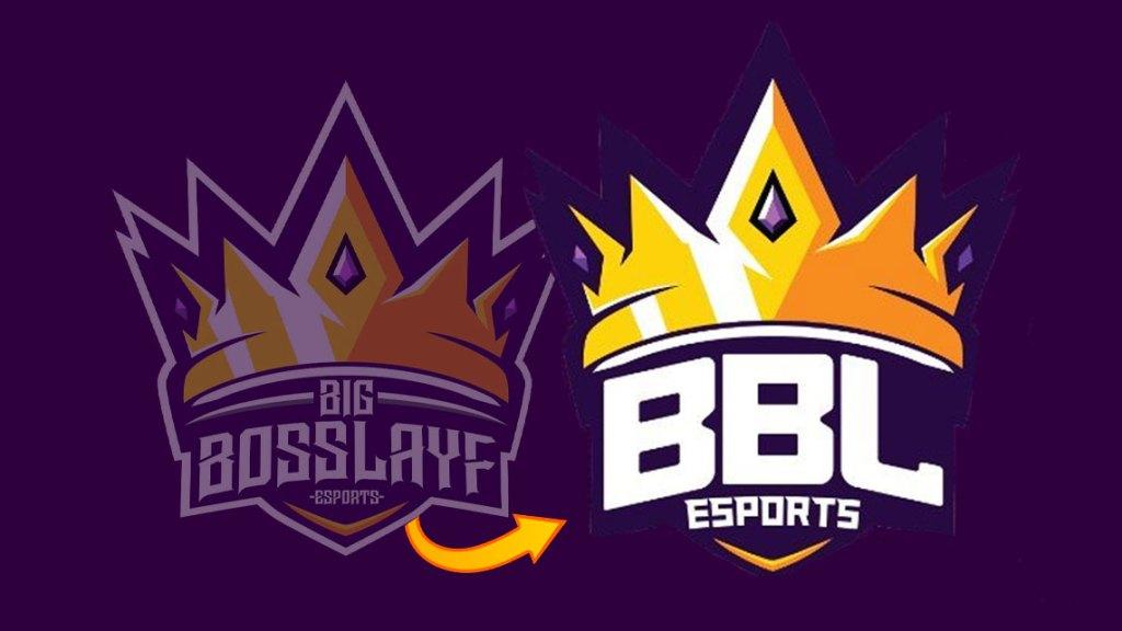 BBL Esports PUBG Takımı Kadrosu (Logo Değişimi)