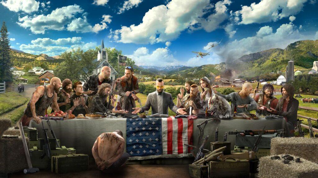 Far Cry 5 Hile Kodları