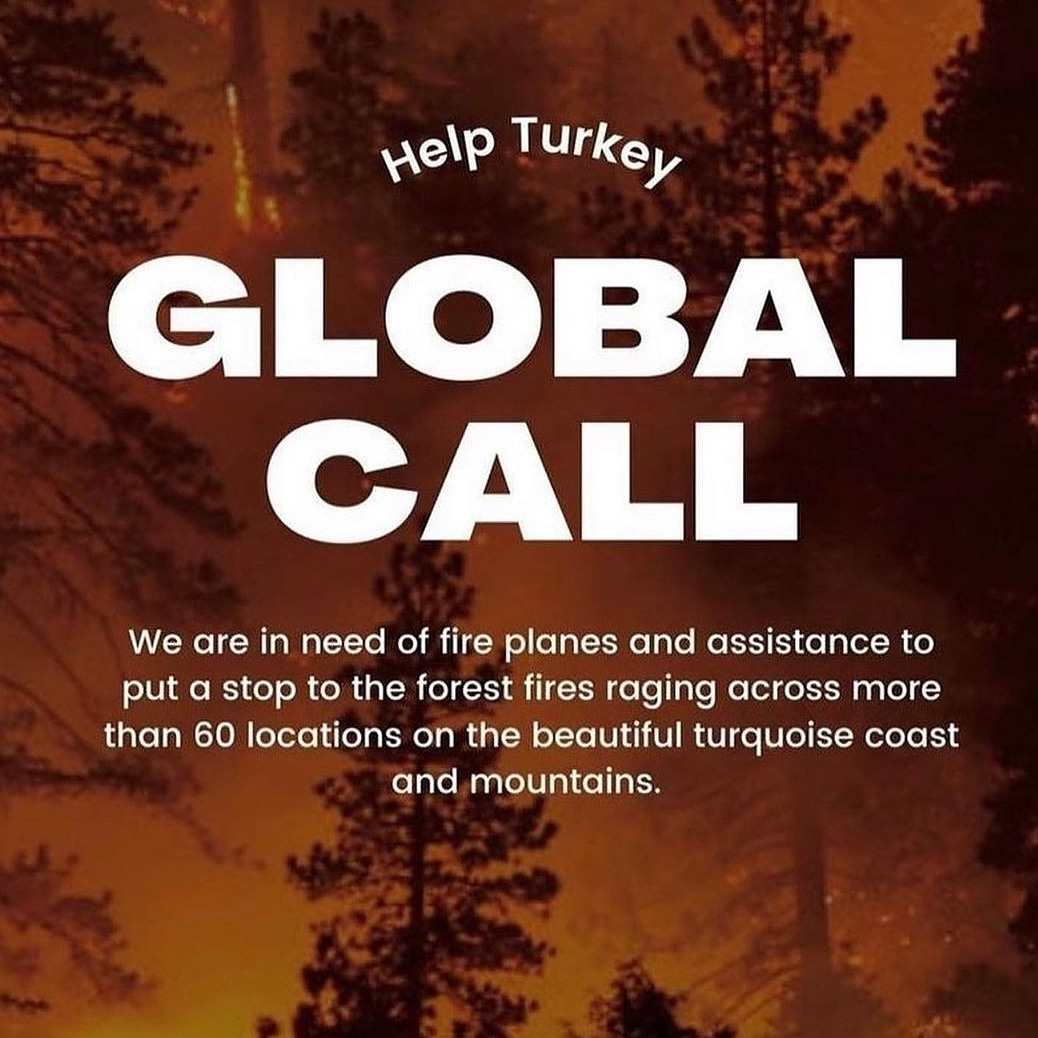 Help Turkey İnstagram Resmi