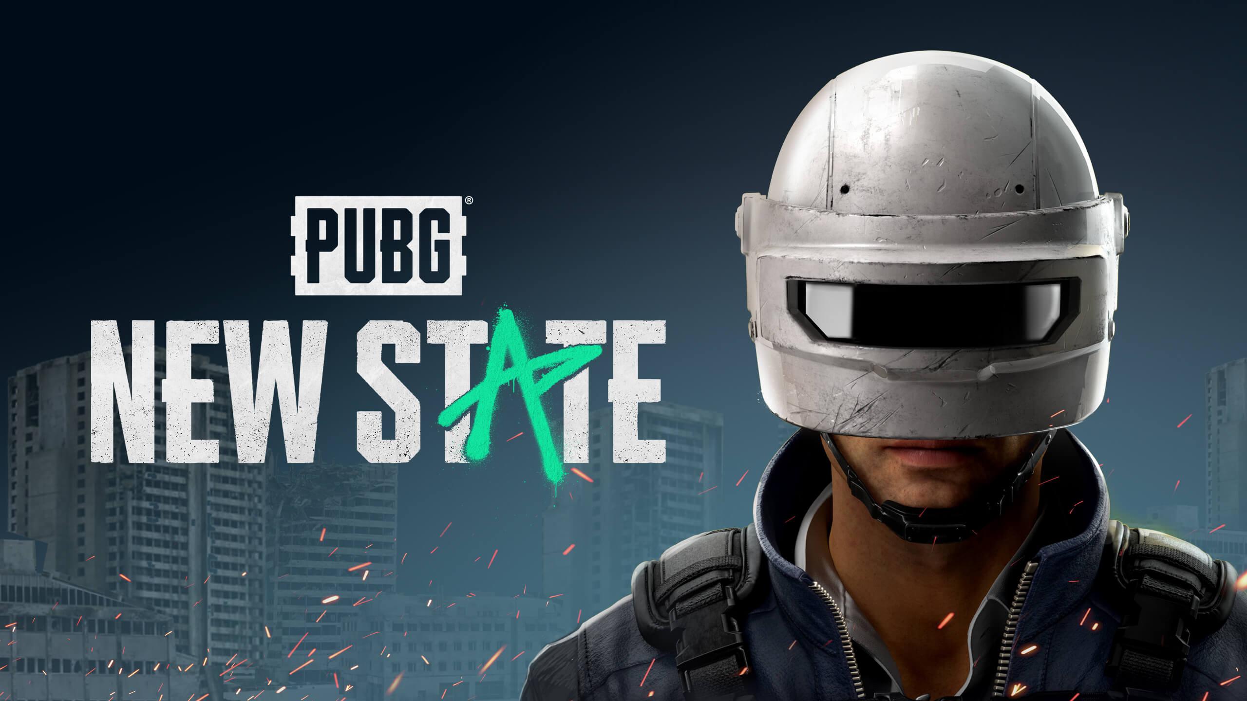 PUBG New State Alpha Test Kayıt Ol