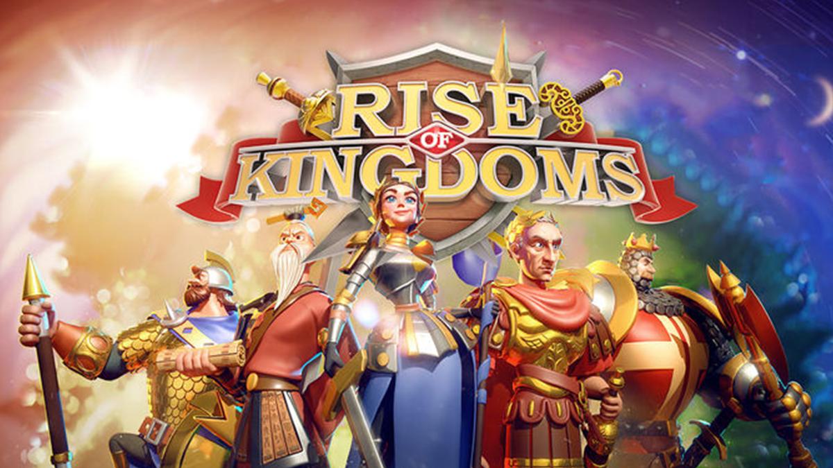 Rise of Kingdoms Hesap Silme Linki