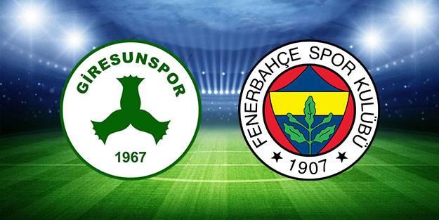 Fenerbahçe Giresun İnstagram Canlı İzle (Bedava Yayın)