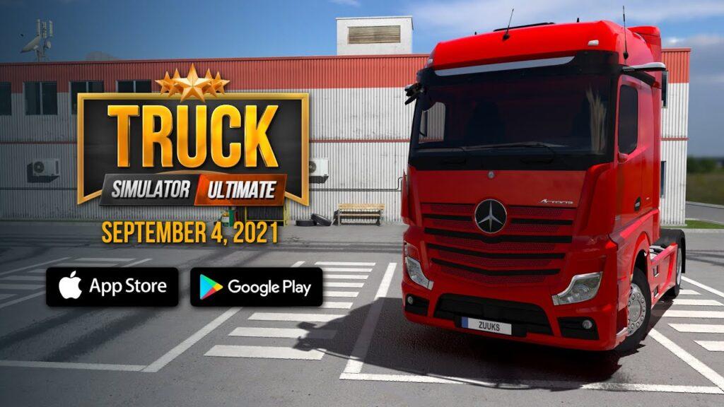 Truck Simulator Ultimate APK İndir: Para Hilesi