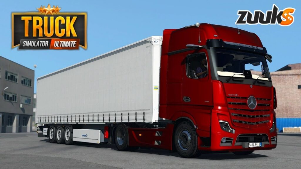 Modisk - Truck Simulator Ultimate APK İndir