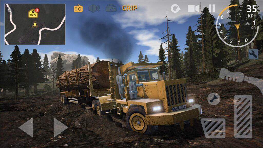 Truck Simulator Ultimate Zuuks Games İOS