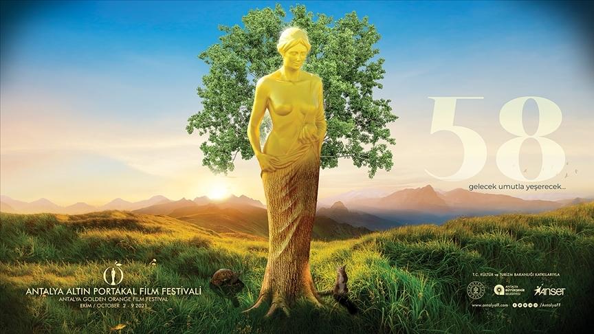 Altın Portakal Film Festivali 2021 Tekrar İzle