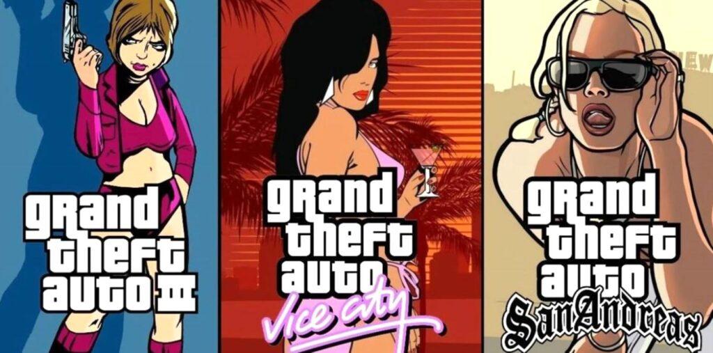 GTA The Trilogy Remastered Nedir?