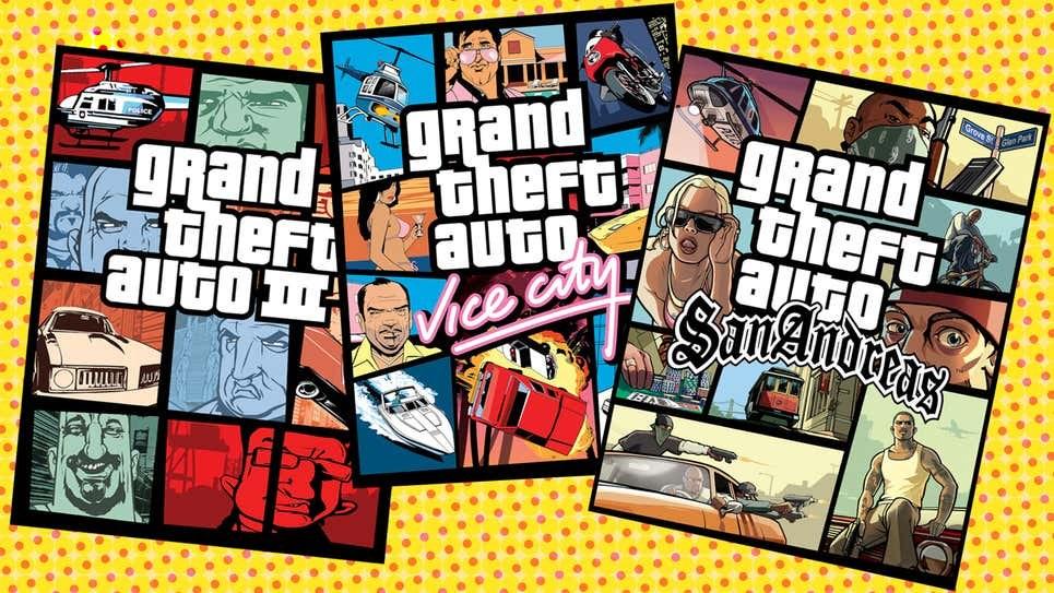 GTA The Trilogy Remastered İndir